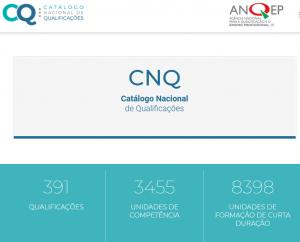 Catálogo Nacional de Qualificações (CNQ)